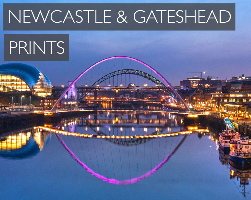 Newcastle and Gateshead Quyside