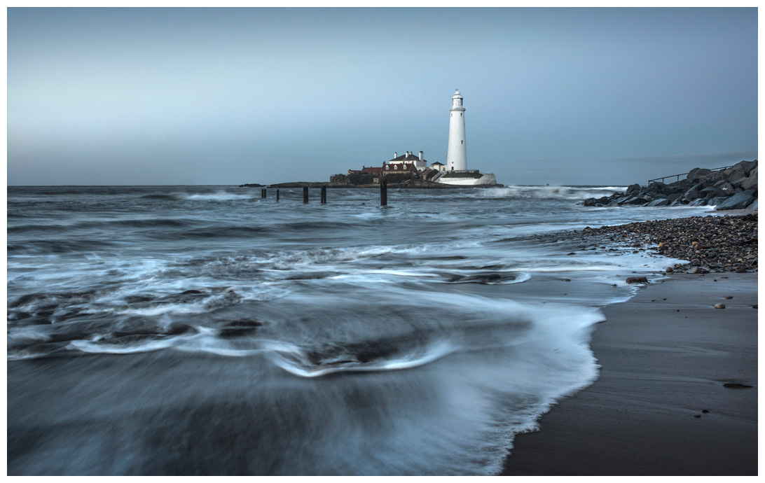 St Marys Lighthouse, Print 55 in Colour